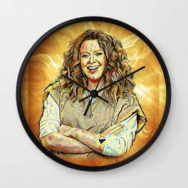 Nicky Nichols Wall Clock