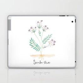 Siembra Amor Laptop & iPad Skin