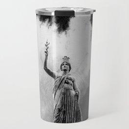 Monument Series: Gravity Angel #4 Travel Mug