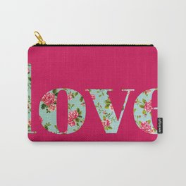 Amor a la antigua Carry-All Pouch