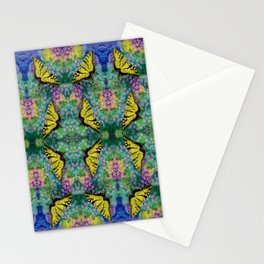 Swallowtails Stationery Cards