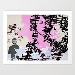 Dorama Art Print