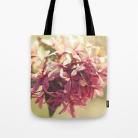 blush Tote Bags featuring Blush by BURNEDINTOMYHE∆RT♥