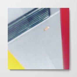 Mondrian Metal Print