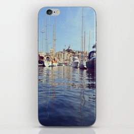 Marseille  iPhone Skin