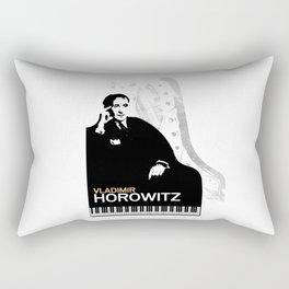 Vladimir Horowitz Rectangular Pillow