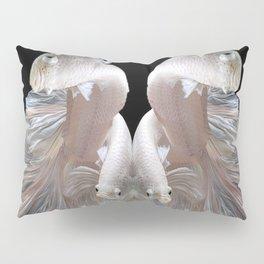 Siamese Fighting Fish Pillow Sham