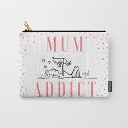 Mum Addict Carry-All Pouch