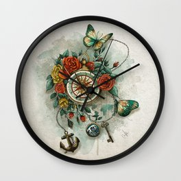 to guide you home Wall Clock