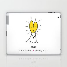 HUG by ISHISHA PROJECT Laptop & iPad Skin
