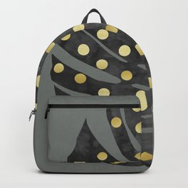 Tropical and golden II Backpack