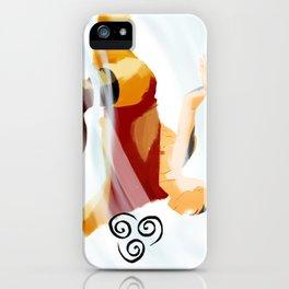 Avatar Aang II iPhone Case