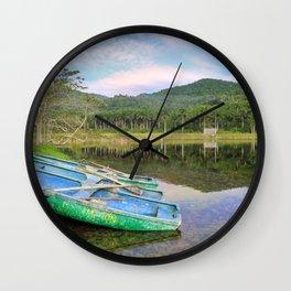 Slice of Heaven Wall Clock