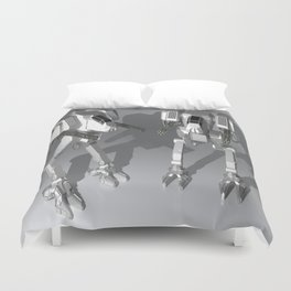 Robots Duvet Cover