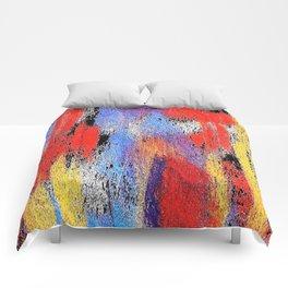 Multicolor pp Comforters
