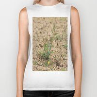 flower of life Biker Tanks featuring LIFE  by Four Hands Art