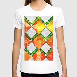 Retro Irish Diamond T-shirt