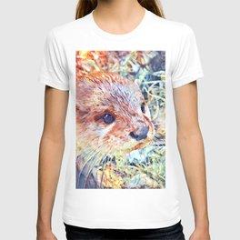 Aquarell Otter T-shirt