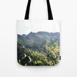 Précipice Tote Bag