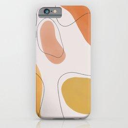 Shapes I iPhone Case