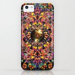 Mesmerica Kaleida 1 iPhone Case