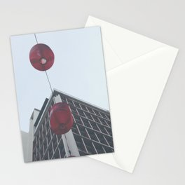 Paper Lanterns in Kuala Lumpur Stationery Cards