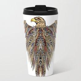 Tribal Eagle Totem Travel Mug