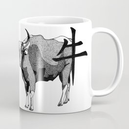 Year of the Ox Coffee Mug
