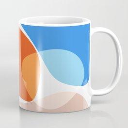 Modern minimal forms 36 Coffee Mug