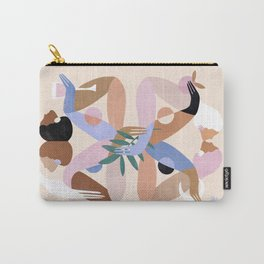 Abstract figure IX Carry-All Pouch