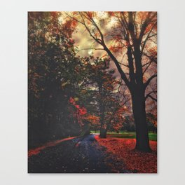 Intentions Canvas Print