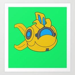 Happy Probius Art Print