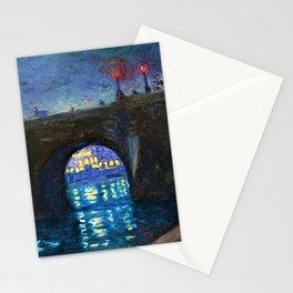 Paris Riverscape - Pont Neuf by Achille-Émile Othon Friesz Stationery Cards