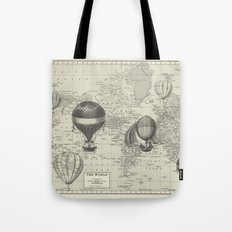 An Incredible Adventure Tote Bag