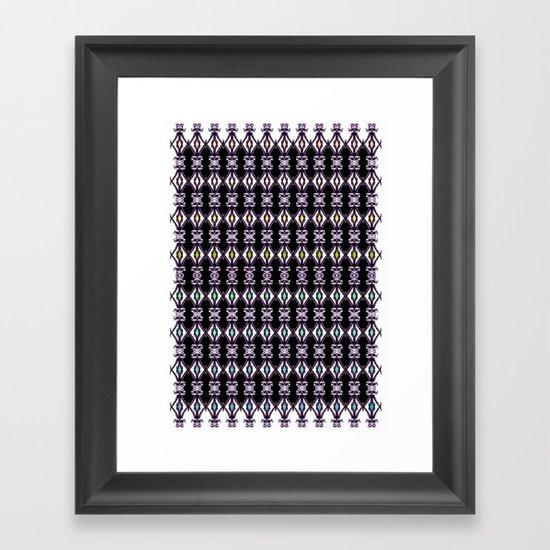S&B_n°1 Framed Art Print