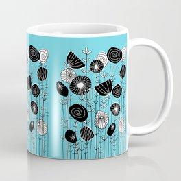Wildflowers Grow Free Coffee Mug