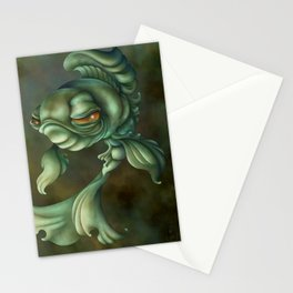 Bad Fish Stationery Cards