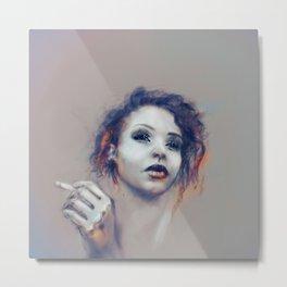 cigarette after sex Metal Print