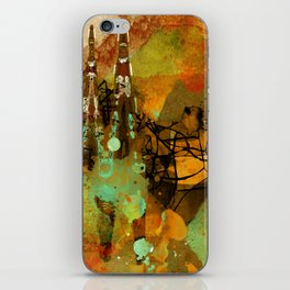 The last mohicans iPhone Skin