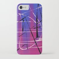 tangled iPhone & iPod Cases featuring Tangled by Ordiraptus