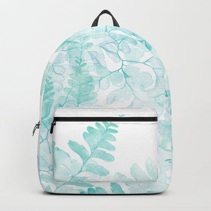 Ferns Rising Backpack