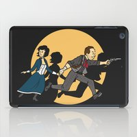 tintin iPad Cases featuring TinTinfinite by Moysche Designs
