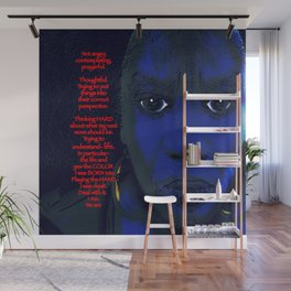 Angry Black Woman Wall Mural