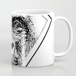 Diamond Gorilla Coffee Mug