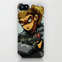 What did you say... iPhone Case