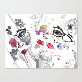 All there 2 Canvas Print