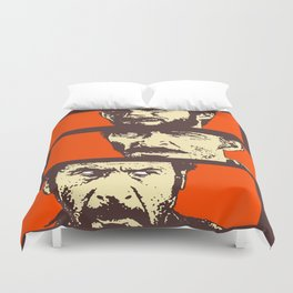 Blondie, Angel Eyes, Tuco Duvet Cover