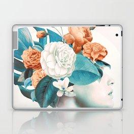 Floral beauty 2a Laptop & iPad Skin