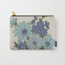 Dorchester Flower 1 Carry-All Pouch