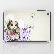 Little Owl iPad Case
